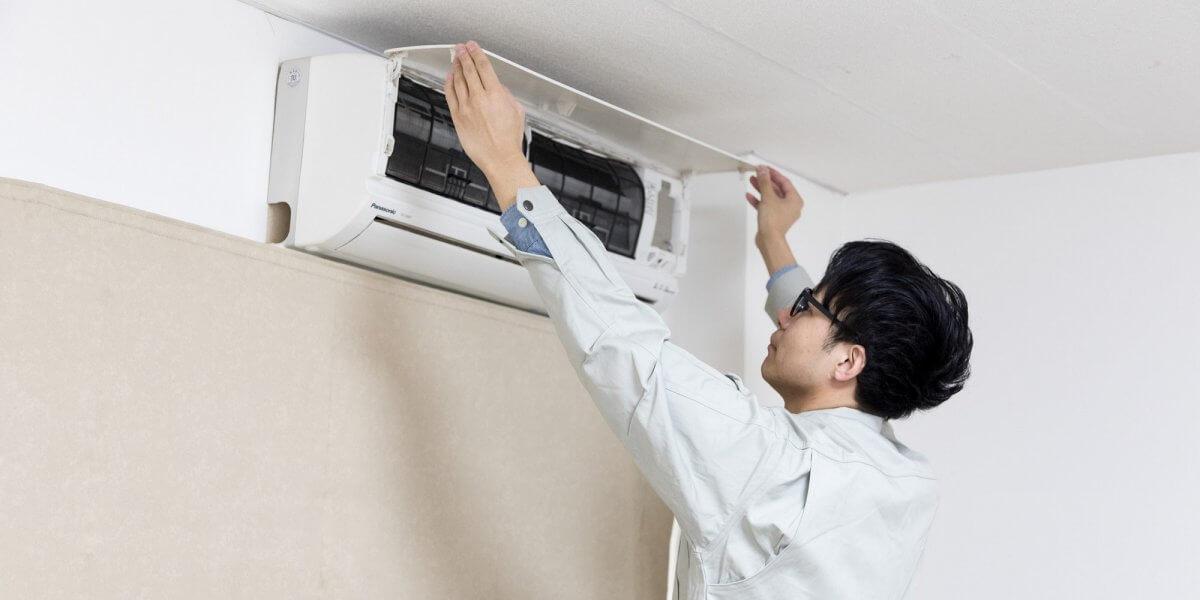冷氣維修保養的專業服務