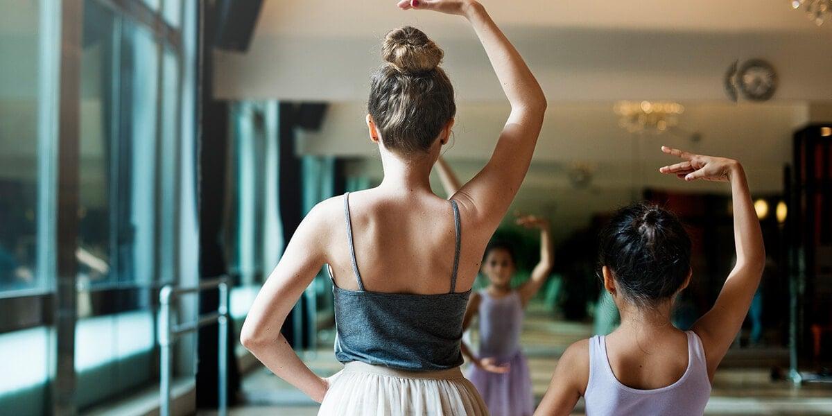 芭蕾學習的專業服務