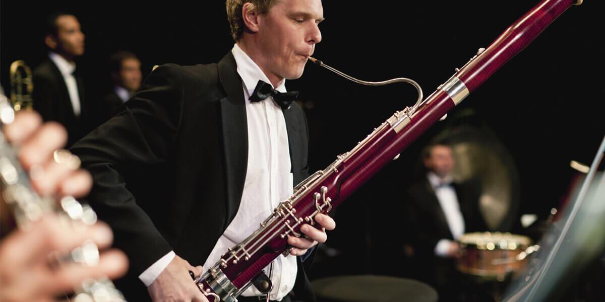 低音管教學的專業服務