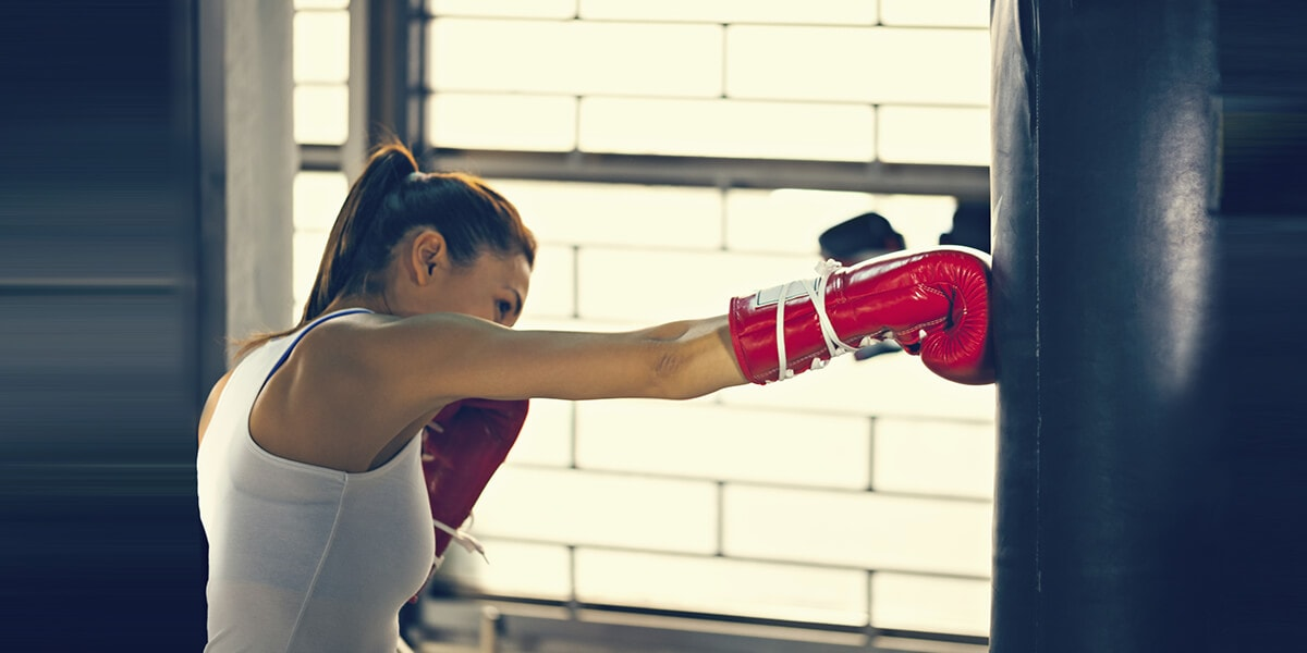 拳擊的專業服務