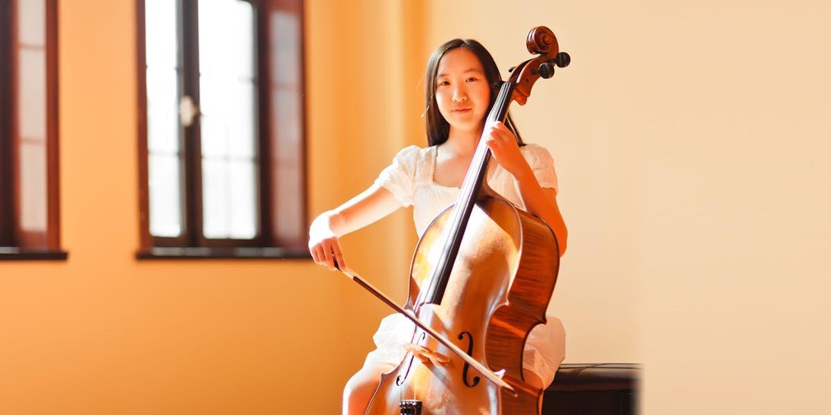 大提琴教學的專業服務