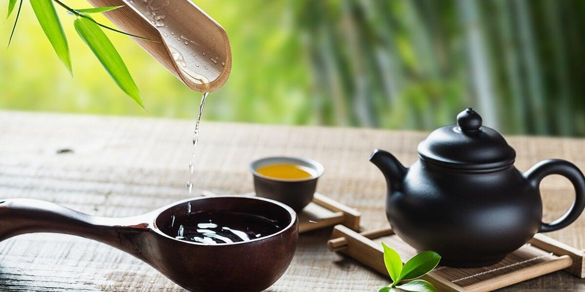 茶道課程的專業服務