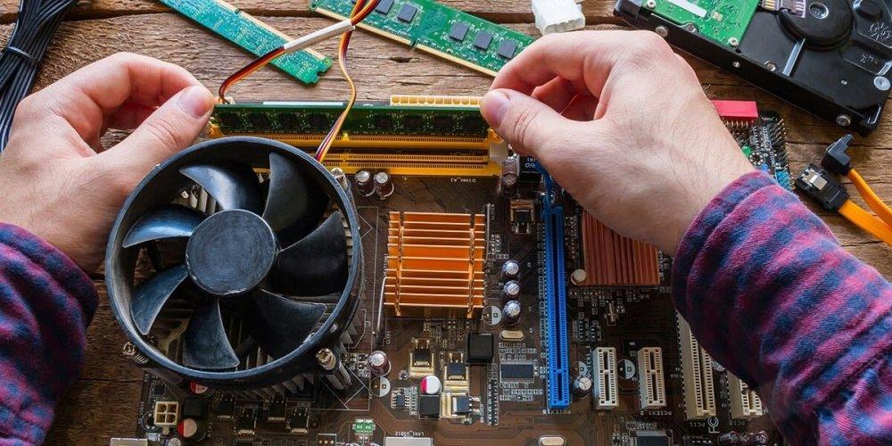 電腦組裝的專業服務