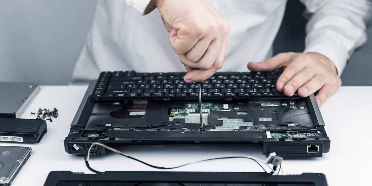 電腦維修的專業服務