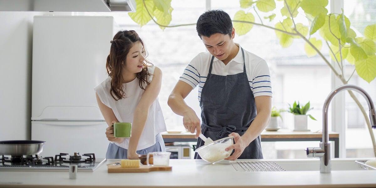 烹飪課程的專業服務