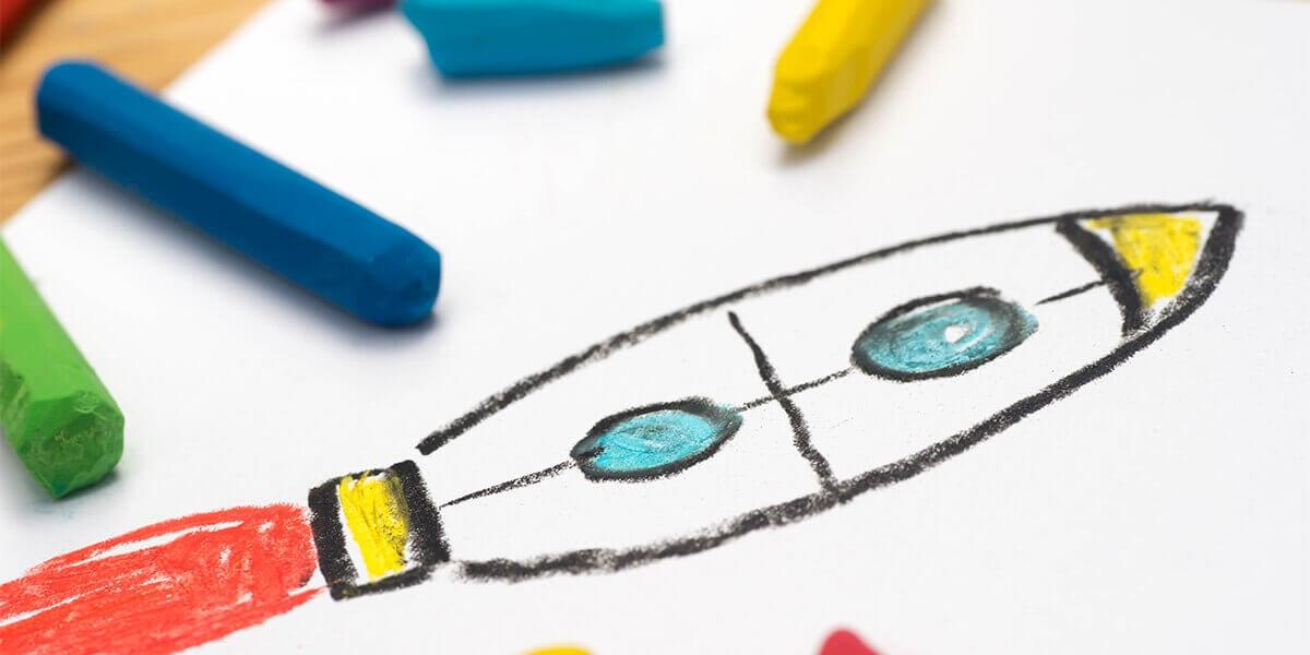 蠟筆繪畫學習的專業服務