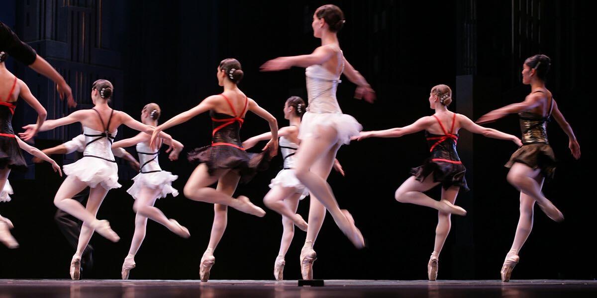 舞蹈表演的專業服務