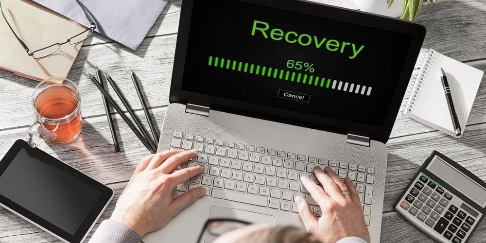 資料救援的專業服務