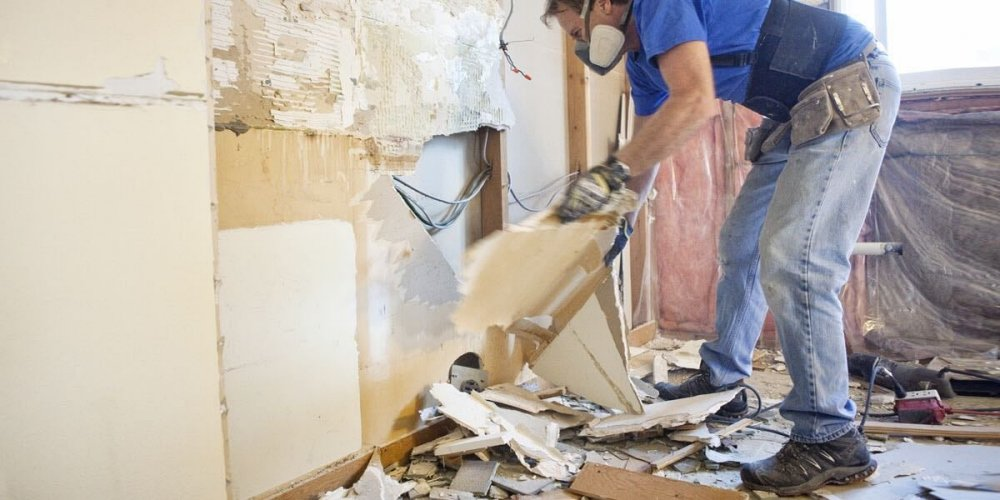 拆除工程的專業服務