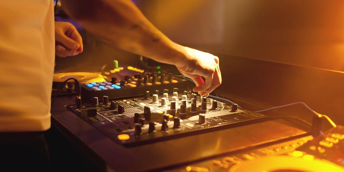 活動DJ的專業服務