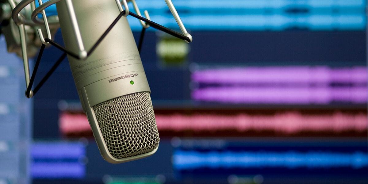 配音的專業服務