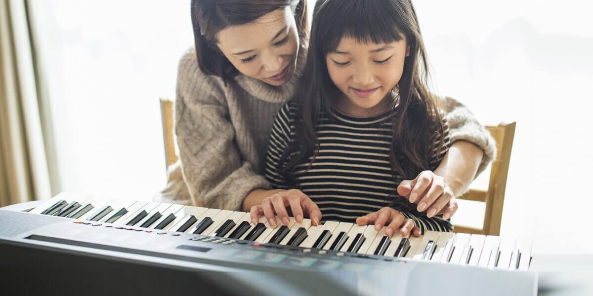 電子琴教學的專業服務