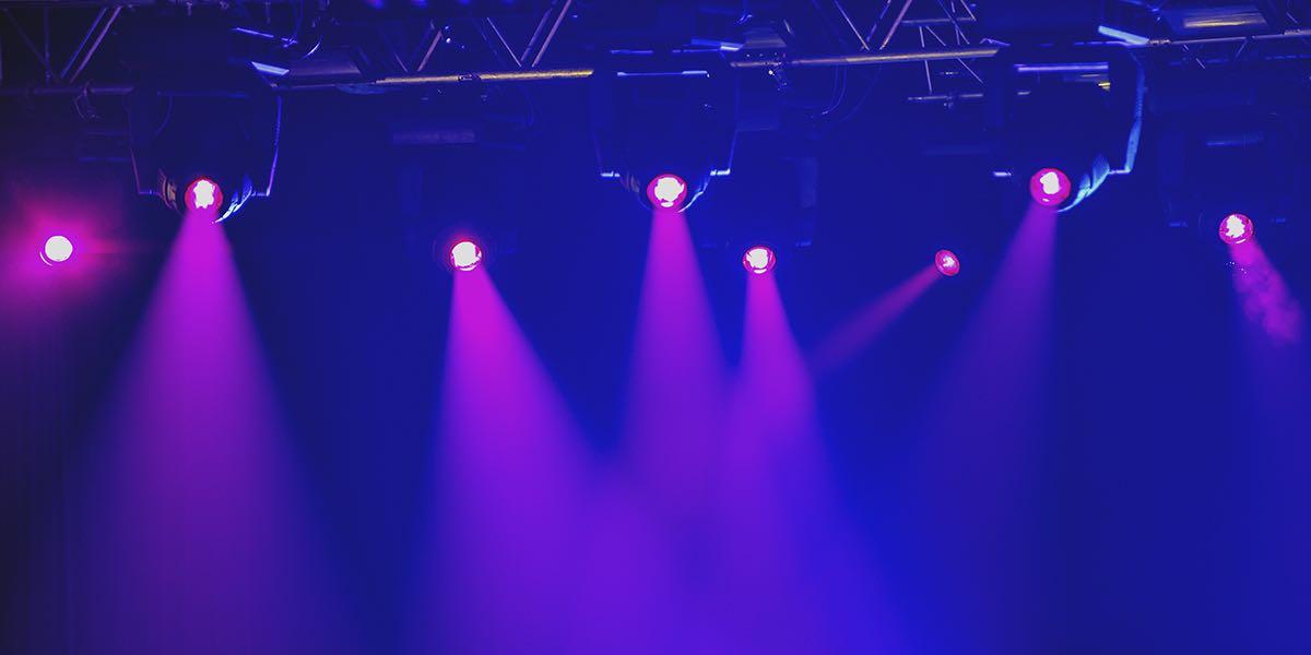 燈光設備租賃的專業服務