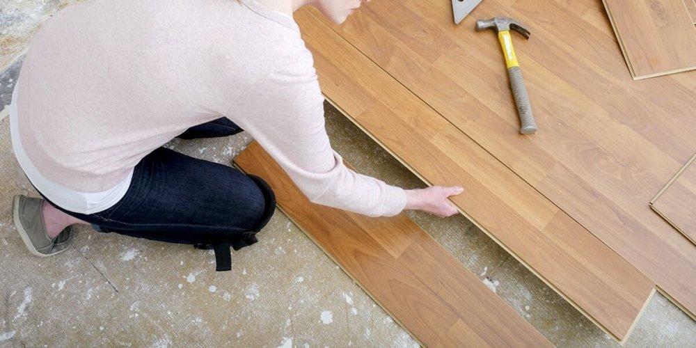 地板施工的專業服務