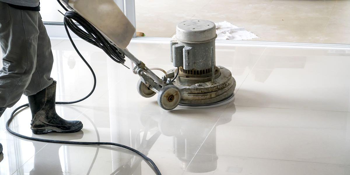 地板拋光打蠟的專業服務