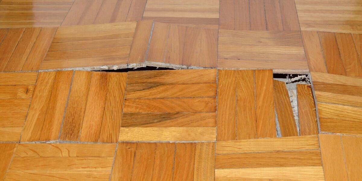 地板維修的專業服務