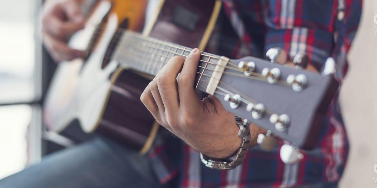 吉他教學的專業服務