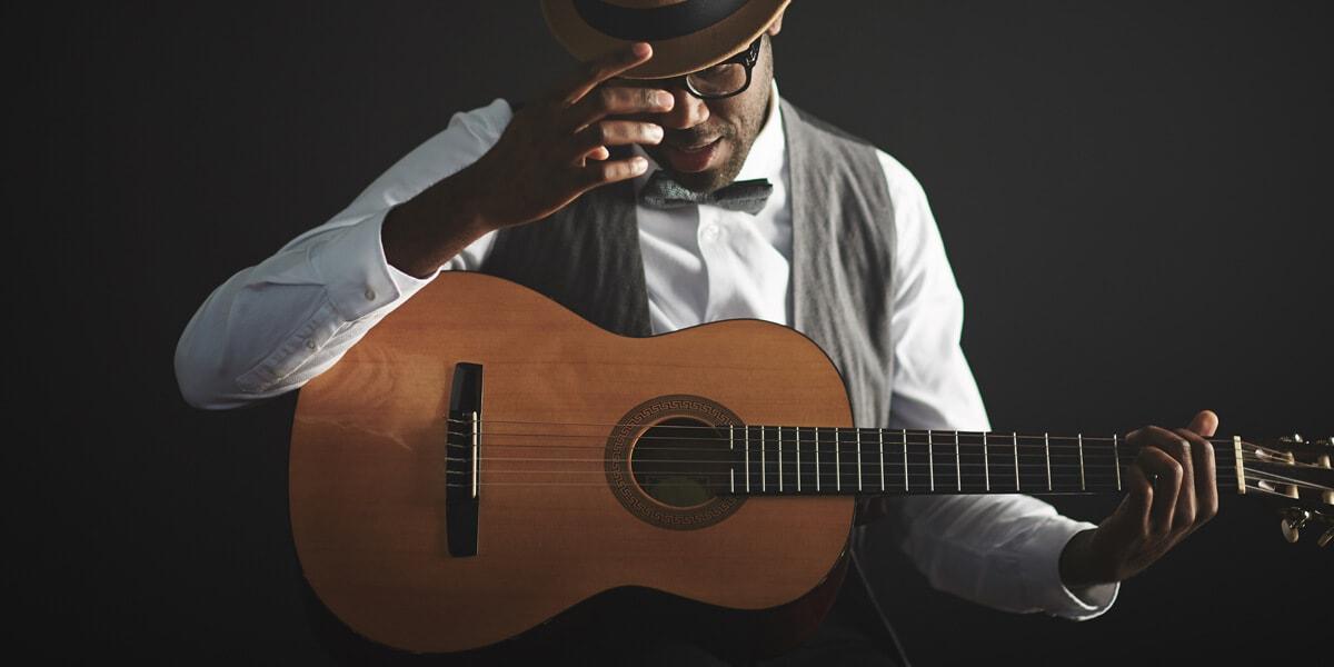 吉他表演的專業服務