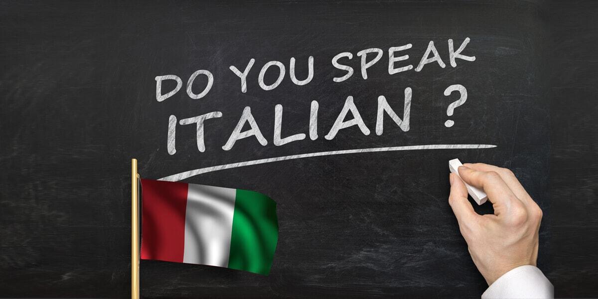 義大利文學習的專業服務