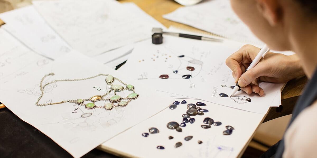珠寶設計的專業服務