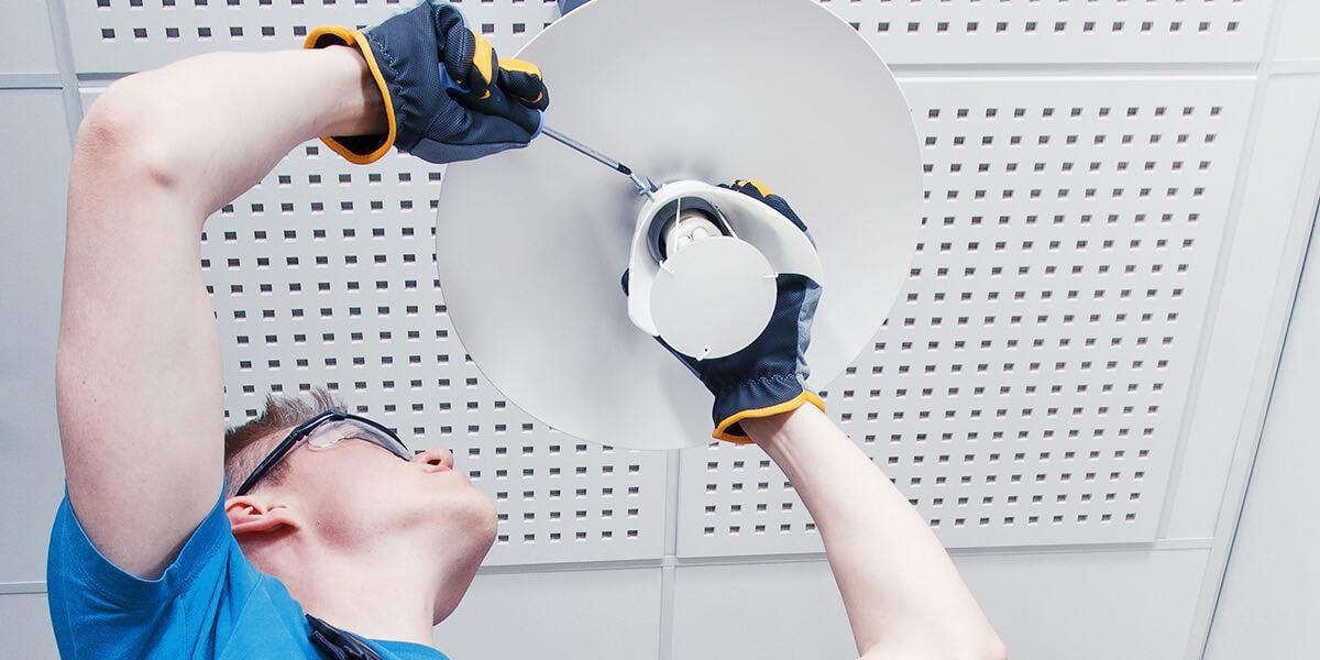 燈具維修的專業服務