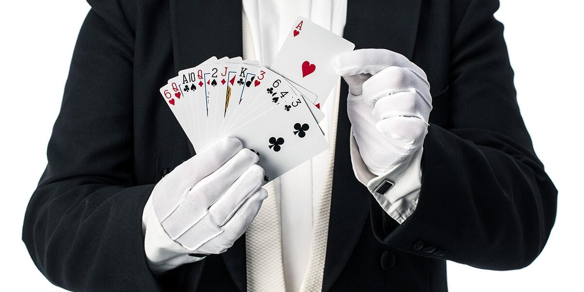 魔術表演的專業服務