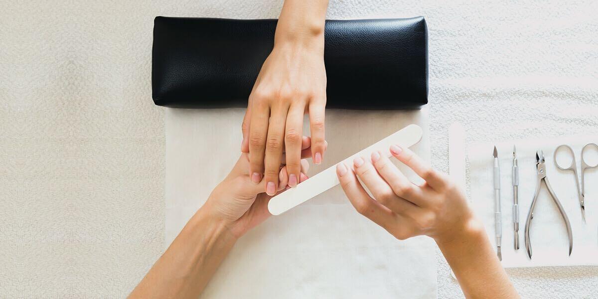 指甲護理的專業服務