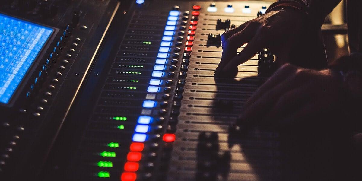 音樂後製的專業服務