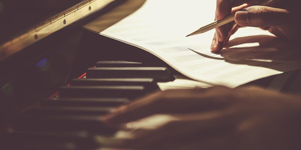 詞曲創作的專業服務