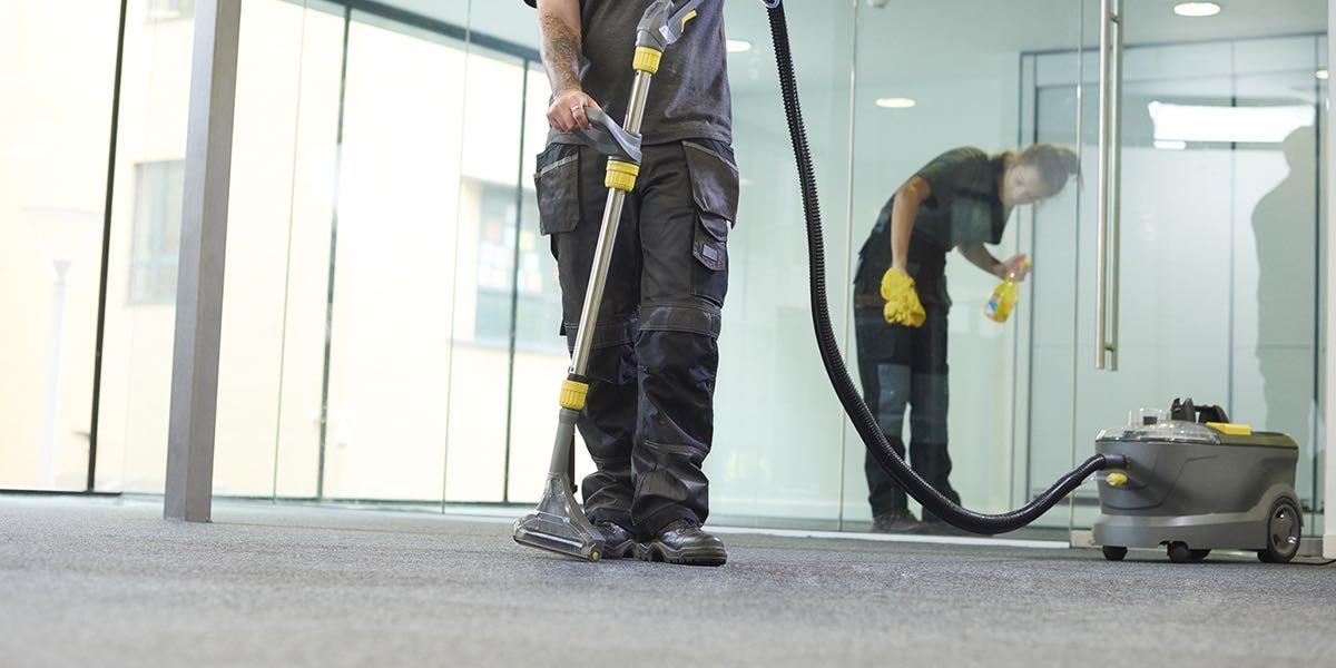 辦公室清潔的專業服務