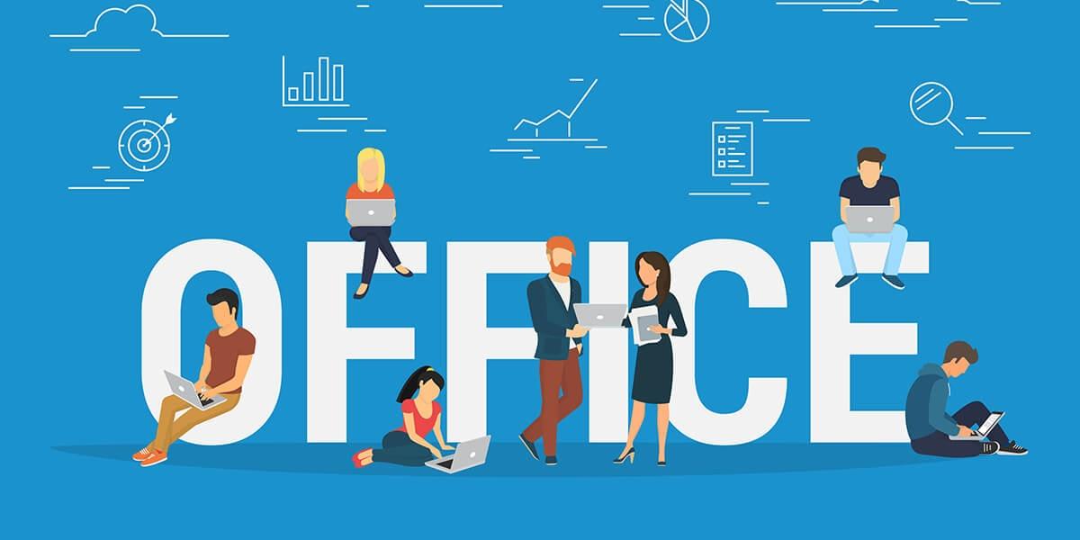 Office課程的專業服務