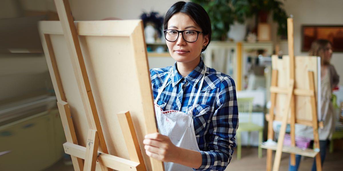 畫畫教學的專業服務