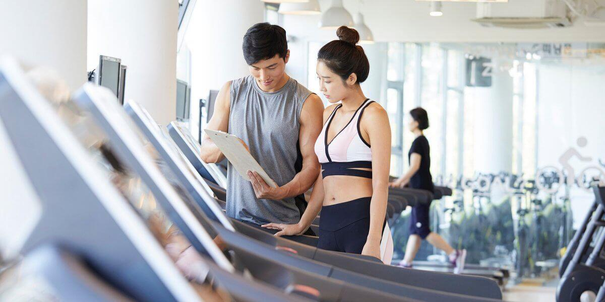 私人健身教練的專業服務