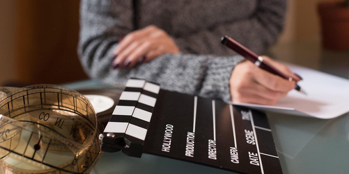 影片劇本的專業服務