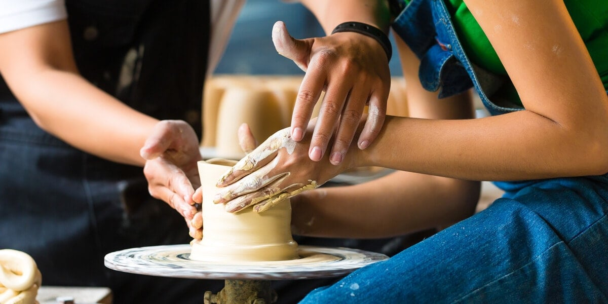 陶藝課程的專業服務