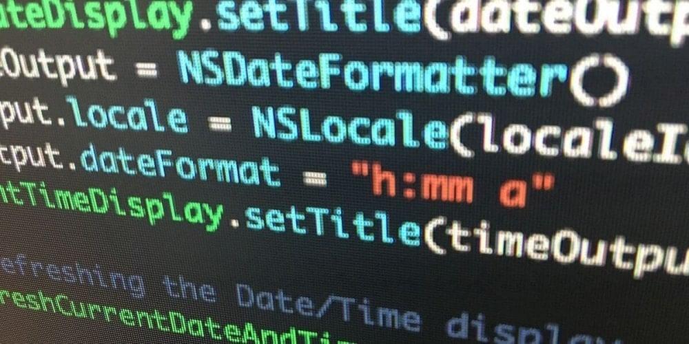 程式語言課程的專業服務