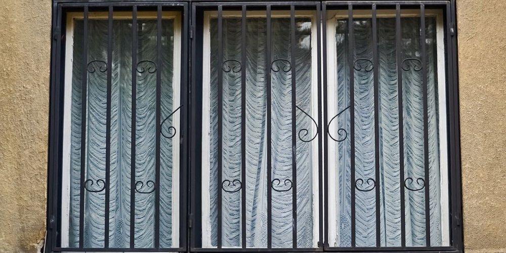 鐵窗的專業服務