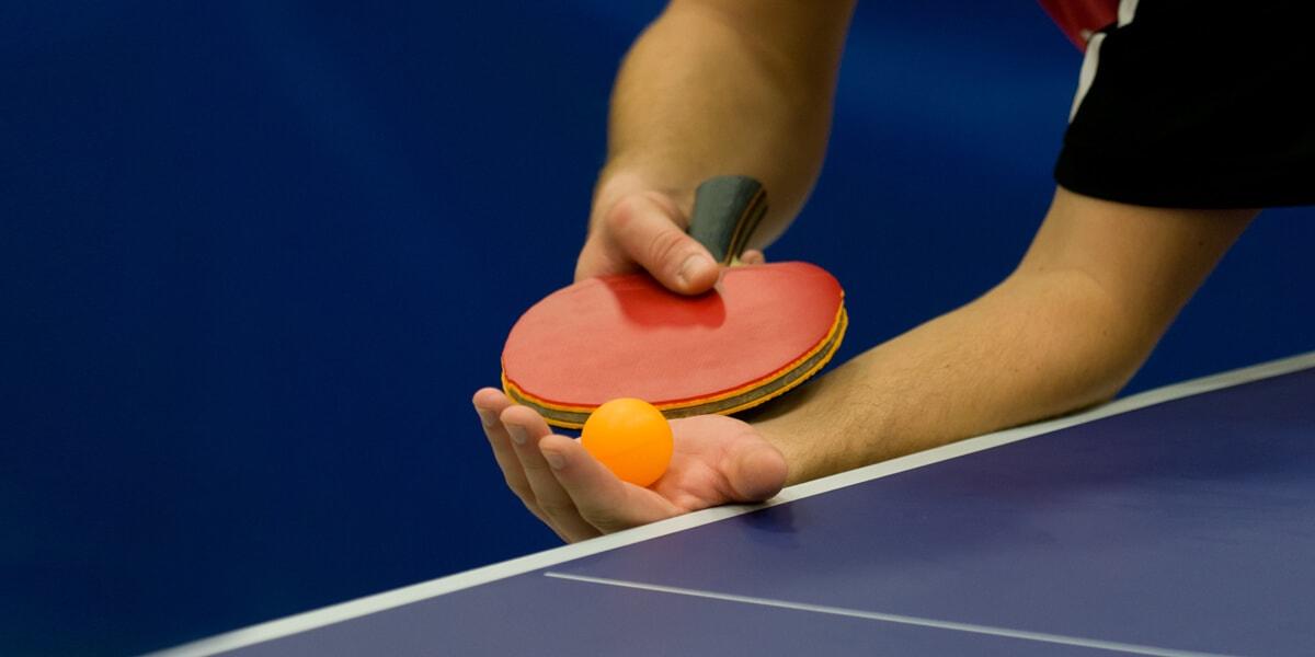 桌球的專業服務