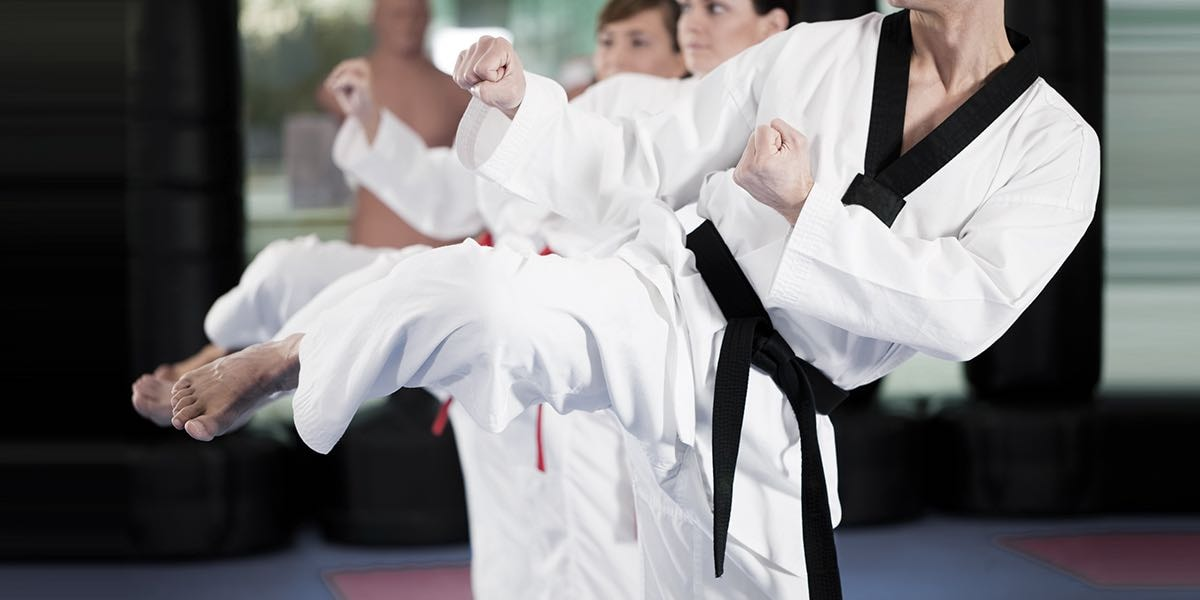 跆拳道的專業服務