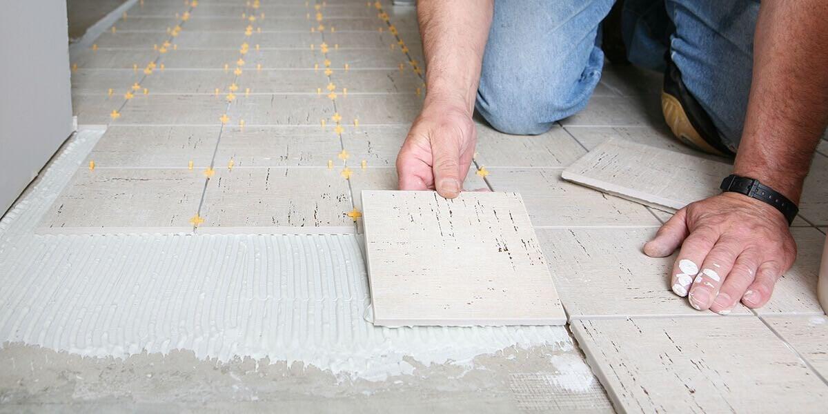 磁磚安裝的專業服務