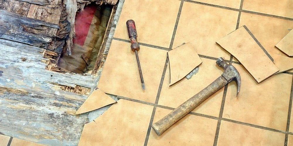 磁磚維修的專業服務