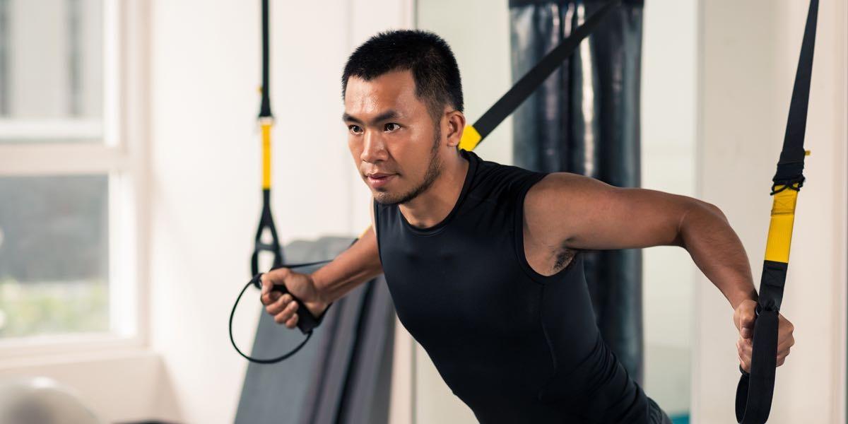 TRX懸吊訓練的專業服務