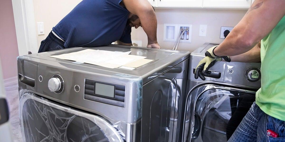 洗衣機裝修的專業服務