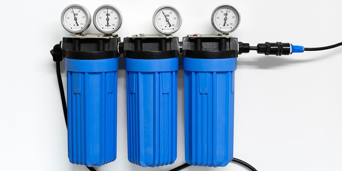 淨水器的專業服務