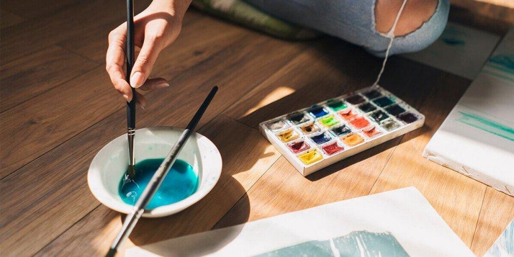 水彩畫學習的專業服務