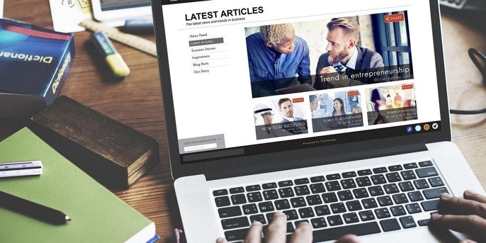 網頁設計的專業服務