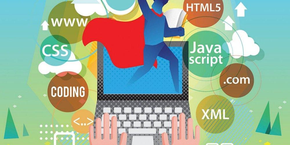 網頁設計課程的專業服務