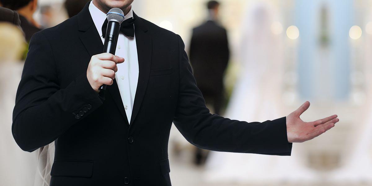 婚禮主持的專業服務