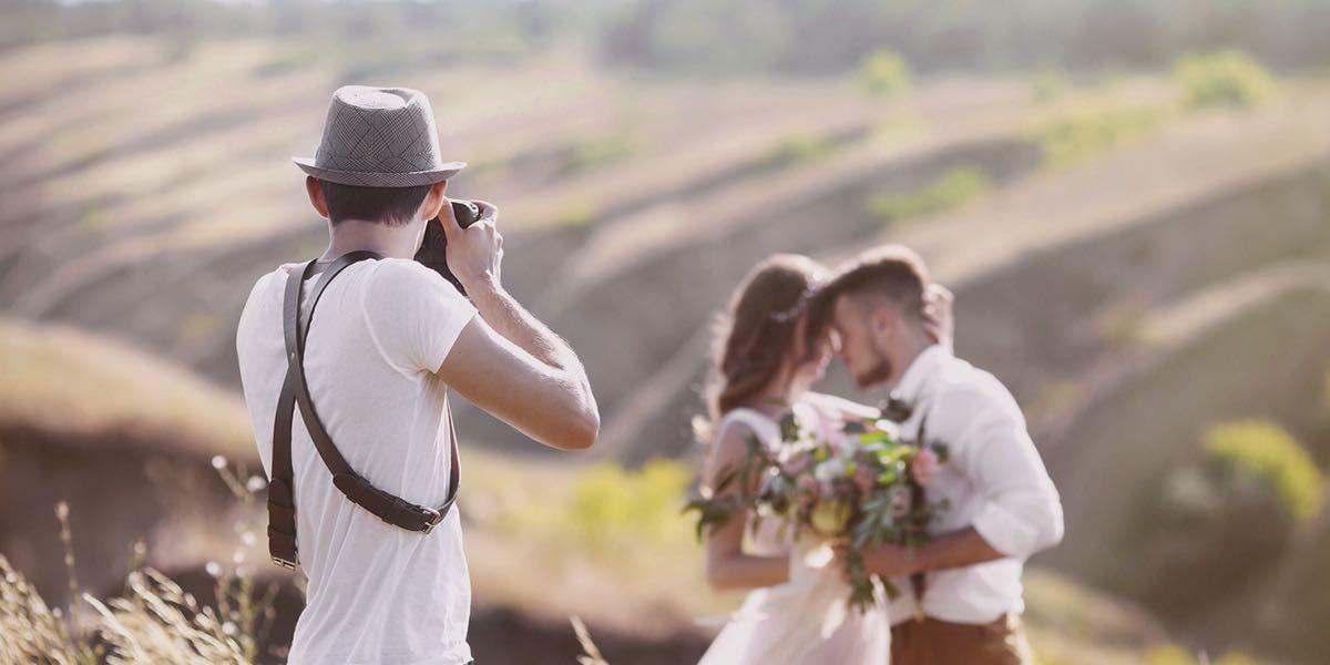 婚紗攝影的專業服務