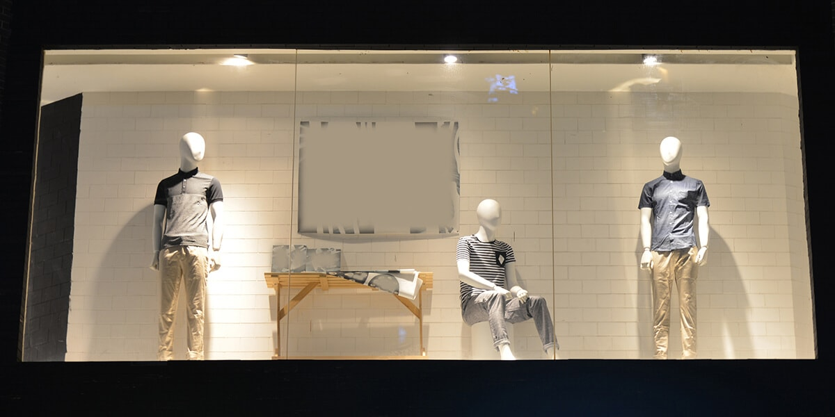 櫥窗設計的專業服務